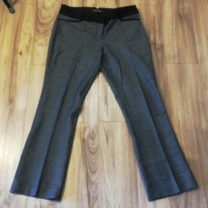 Charcoal grey dress pants